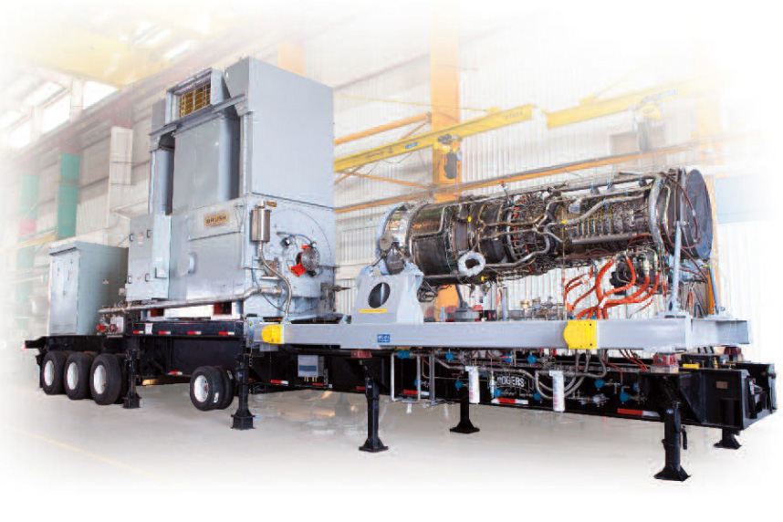 Gas Turbines Rental