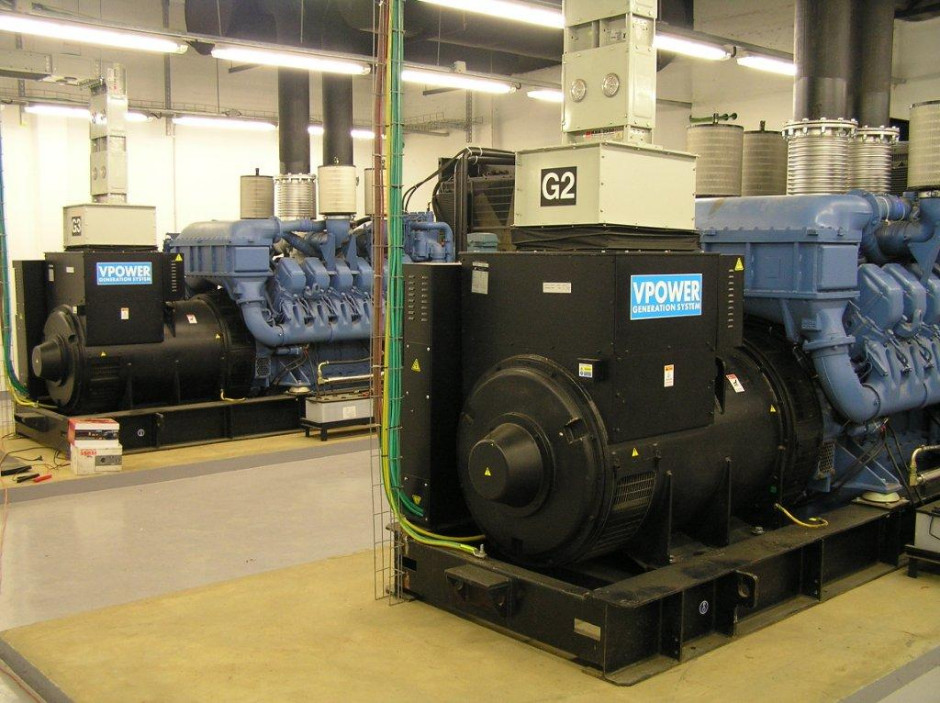 5.8MW Generators Supply for Hospital in Equatorial Guinea