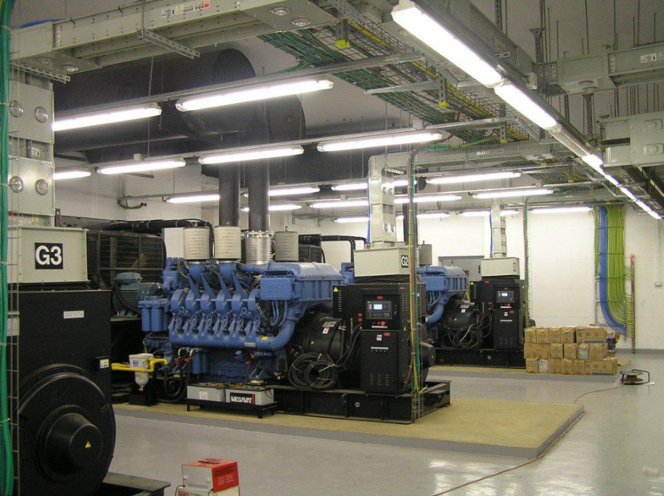 7.5MW Generators Supply for Cellular Industry in Liberia
